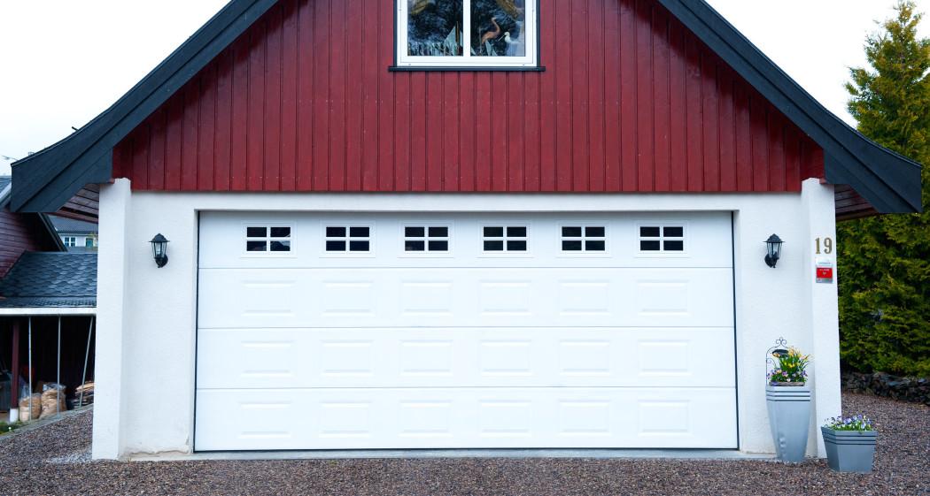 Krafer Nordic garasjeport